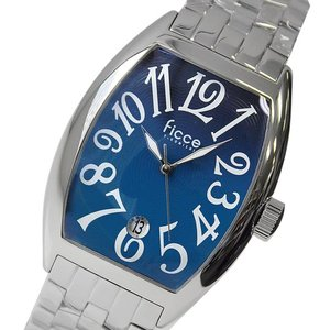 フィッチェ 腕時計 メンズ FICCE アナログ ウォッチ クォーツ 正規代理店商品 FC-11068-02(半額以下)|brandcojp