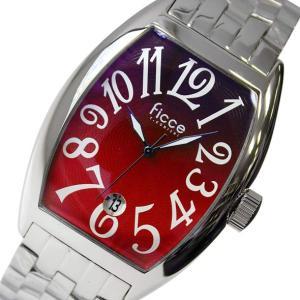フィッチェ 腕時計 メンズ FICCE アナログ ウォッチ クォーツ 正規代理店商品 FC-11068-03(半額以下)|brandcojp