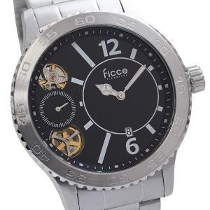 フィッチェ 腕時計 メンズ FICCE アナログ ウォッチ ツインムーブ FC-11069-02(半額以下)|brandcojp