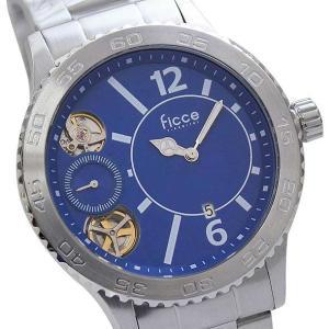 フィッチェ 腕時計 メンズ FICCE アナログ ウォッチ ツインムーブ FC-11069-03(半額以下)|brandcojp