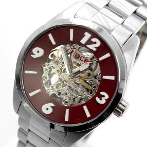 フィッチェ FICCE メンズアナログ腕時計 ウォッチ 自動巻き 正規代理店商品 FC-11071-03(半額以下)|brandcojp