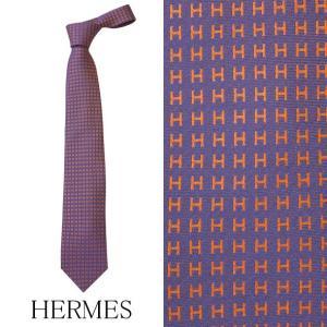 エルメス ネクタイ レギュラータイ H織りタイ HERMES HERMES-TIE-NVOR|brandcojp