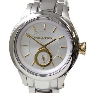 カールラガーフェルド レディースアナログ腕時計 ウォッチ Chain(チェーン) クォーツ KARL LAGERFELD KL1210|brandcojp