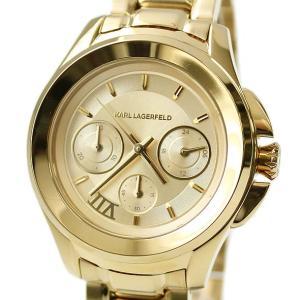 カールラガーフェルド レディースアナログ腕時計 ウォッチ 7 Klassic Chronograph(セブンクラシッククロノグラフ) クォーツ KARL LAGERFELD KL2404|brandcojp