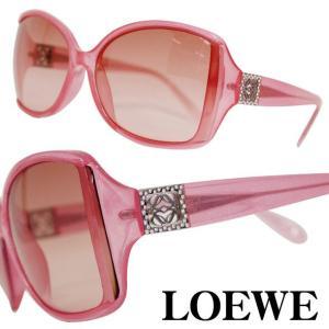 ロエベ LOEWE サングラス SLW589S 6ZL|brandcojp