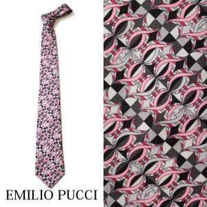 エミリオプッチ ネクタイ レギュラータイ EMILIO PUCCI PUC-NECK-30|brandcojp