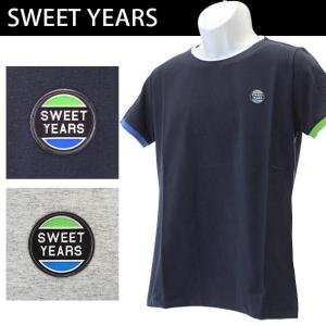 スウィートイヤーズ SWEET YEARS メンズ半袖Tシャツ 大きいサイズあり SYU869(半額以下)|brandcojp