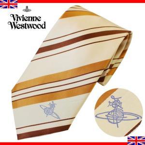 ヴィヴィアンウエストウッド ネクタイ レギュラータイ ストライプ シルク Vivienne Westwood T10 0202 0006|brandcojp