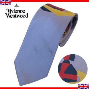 ヴィヴィアンウエストウッド ネクタイ レギュラータイ ロゴ シルク Vivienne Westwood T85 FL35 0004|brandcojp
