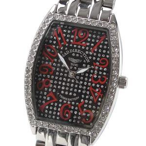 タング 腕時計 メンズ アナログ ウォッチ TANG クォーツ TGK001 RDBK(半額以下) brandcojp