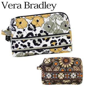 ヴェラブラッドリー ポーチ セール Vera Bradley コスメポーチ Small Cosmetic(スモール・コスメティック) 10107(お取り寄せ)|brandcojp