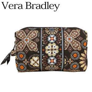 ヴェラブラッドリー ポーチ セール Vera Bradley コスメポーチ Medium Cosmetic(ミディアム・コスメティック) 10385(お取り寄せ)|brandcojp