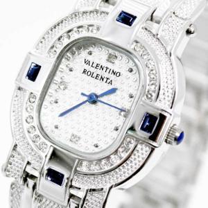 バレンチノロレンタ VALENTINOROLENTA 腕時計 天然サファイア オーバルタイプ メンズアナログ腕時計 VR-110 SAPPHIRE//VR-110-SASV(半額以下)|brandcojp