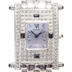 バレンチノロレンタ VALENTINOROLENTA 腕時計 天然サファイア メンズアナログ腕時計 VR-112-MS(半額以下)|brandcojp