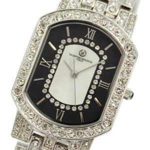 バレンチノロレンタ 腕時計 メンズ アナログ クォーツ シルバー×ブラック VALENTINOROLENTA VR-119M(半額以下)|brandcojp