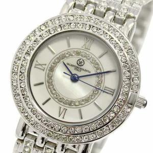 バレンチノロレンタ 腕時計 メンズ アナログ クォーツ シルバー×ホワイト VALENTINOROLENTA VR-120M(半額以下)|brandcojp