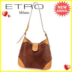 ■管理番号:A1713 【商品説明】 エトロ【ETRO】の  ショルダーバッグです。 定番人気のペイ...