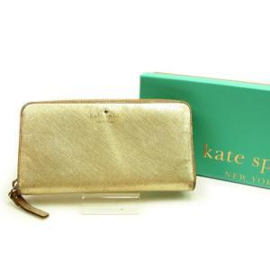 ■管理番号:C2655 【商品説明】 ケイト スペード【kate spade】の  長財布です。 ◆...