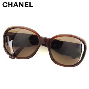 ■管理番号:C3467  【商品説明】 シャネル【CHANEL】の  サングラスです。  ◆ランク ...