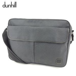 ■管理番号:D1999  【商品説明】 ダンヒル【dunhill】の  ショルダーバッグです。 上品...