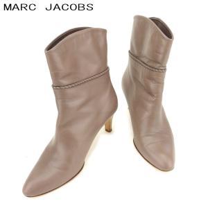 マークジェイコブス MARC JACOBS ブーツ シューズ 靴 レディース #37 中古 人気 セール E1270 branddepot-tokyo