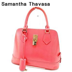 ■管理番号:E1469  【商品説明】 サマンサタバサ【Samantha Thavasa】の  ハン...