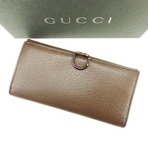■管理番号:E667 【商品説明】 グッチ【GUCCI】の  長財布です♪ ◆ランク 【7】 【7】...
