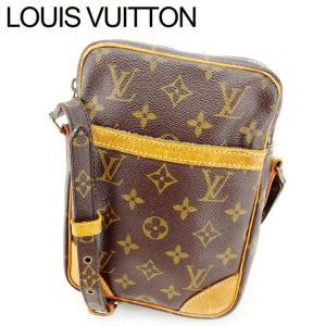 ルイヴィトン Louis Vuitton バッグ ショルダーバッグ モノグラム ダヌーブ レディース 中古 Bag|branddepot-tokyo