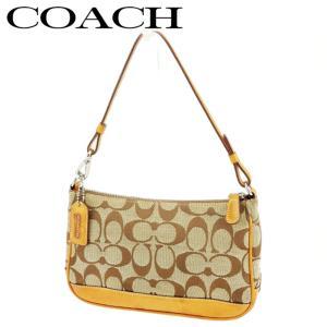 ■管理番号:G1237 【商品説明】 コーチ【COACH】の ハンドバッグです。 定番人気のシグネチ...