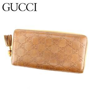 ■管理番号:H576 【商品説明】 グッチ【GUCCI】の 「バンブーチャーム」 長財布です。 高級...