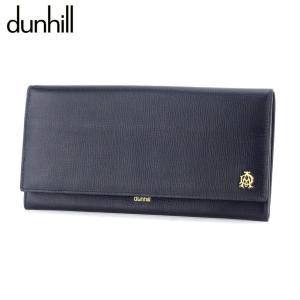 ■管理番号:H696  【商品説明】 ダンヒル【dunhill】の  長財布です。 高級感のあるベル...
