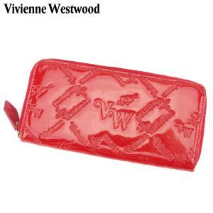 992acdd9062e ヴィヴィアン ウエストウッド Vivienne Westwood 長財布 ラウンドファスナー レディース 中古 人気 I523