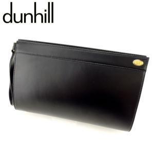 ■管理番号:L2436  【商品説明】 ダンヒル【dunhill】の クラッチバッグです。 上品なロ...