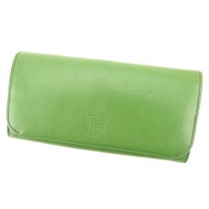 ■管理番号:L2720  【商品説明】 ヒロフ【HIROFU】の  長財布です。  ◆ランク 【6】...