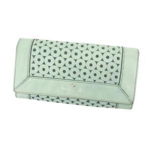■管理番号:L792 【商品説明】 ケイトスペードの  長財布です。 定番人気のスペードマーク付き☆...