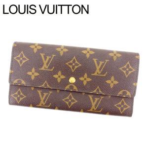 ■管理番号:P271 【商品説明】 ルイヴィトンの 「ポシェットポルトモネクレディ」 長財布です♪ ...
