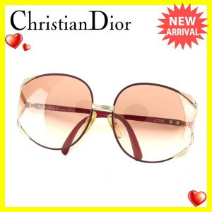 ■管理番号:P380 【商品説明】 クリスチャンディオール【Dior】の  サングラスです。 ◆ラン...