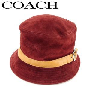コーチ COACH 帽子 ハット レディース メンズ 中古|branddepot-tokyo
