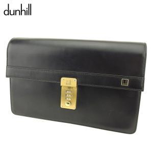 ■管理番号:P819  【商品説明】 ダンヒル【dunhill】の クラッチバッグです。 定番人気の...