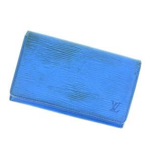 e9d910819c3edb ルイヴィトン Louis Vuitton L字ファスナー財布 二つ折り レディース ポルトモネビエトレゾール M61730 エピ