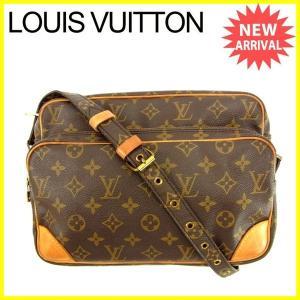 ルイヴィトン Louis Vuitton ショルダーバッグ 斜めがけショルダー レディース ナイル M45244 モノグラム|branddepot-tokyo