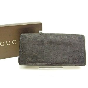 ■管理番号:T11014  【商品説明】 グッチ【Gucci】の  長財布です。 収納力に優れた機能...