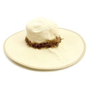 グッチ GUCCI 帽子 つば広帽子 ハット レディース フェザー付き|branddepot-tokyo