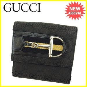 7823d52c2bd6 グッチ GUCCI Wホック財布 二つ折り財布 メンズ可 ハスラービット 138029 GGキャンバス