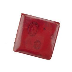 online retailer f6913 a653c カルティエ レディース二つ折り財布の商品一覧|ファッション ...