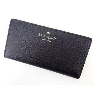 ■管理番号:T12192  【商品説明】 ケイト・スペード【kate spade】の  長財布です♪...
