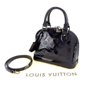 ■管理番号:T12645  【商品説明】 ルイヴィトン【Louis Vuitton】の ?アルマBB...