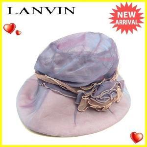 ランバン コレクション LANVIN COLLECTION 帽子 ハット レディース フラワーモチーフ|branddepot-tokyo