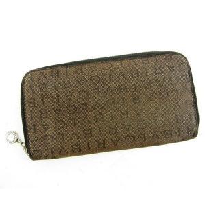 ■管理番号:T14137  【商品説明】 ブルガリ【BVLGARI】の  長財布です。 定番人気のロ...