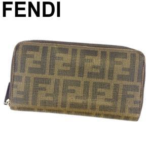 ■管理番号:T14532  【商品説明】 フェンディ【FENDI】の  長財布です。 定番人気のズッ...